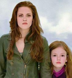 Twilight Renesmee, Twilight Saga, Breaking Dawn Part 2