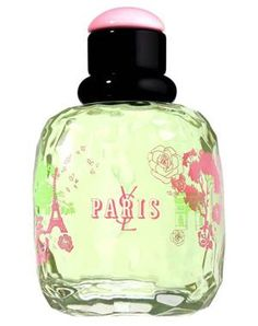 YSL Paris Jardins Romantiques - Paris and its flankers are really my very favorite scents.