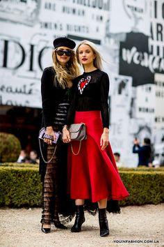 Paris Fashion Week FW 18-19: street style