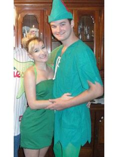 Cute costume for couples!