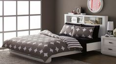 Taylor Taupe Quilt Cover Set - Quilt Covers - Bed Linen - Beds & Manchester | Harvey Norman Australia