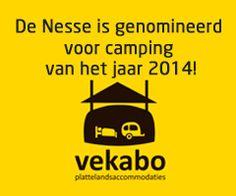 vekabo nominatie voor camping van het jaar 2014