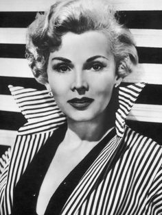 zsa zsa gabor look how zebra has come back around