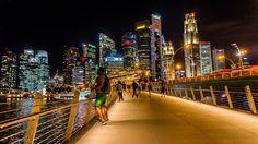 #Singapore #Skyline #JubileeBridge
