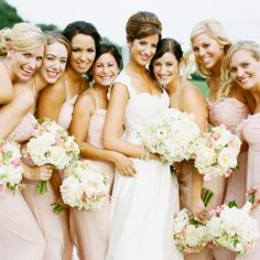 Inspirational wedding at the Country Club of Virginia! Shot by one of our fave photographers Adam Barnes.