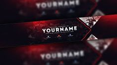 download video free gaming banner template banner editable psd download link especial 2k