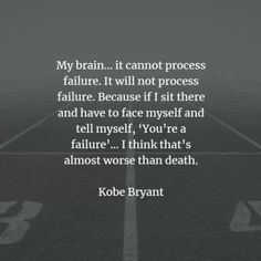 43 Famous quotes and sayings by Kobe Bryant. Here are the best Kobe Bryant quotes to read that will motivate you to strive harder to achieve. Kobe Quotes, Kobe Bryant Quotes, Jordan Quotes, Kobe Bryant Tattoos, Kobe Bryant Shirt, Kobe Bryant Family, Kobe Bryant 24, Hard Work Quotes, Real Talk Quotes