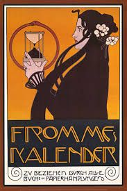 Výsledek obrázku pro art nouveau poster