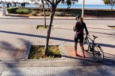 Canyon-SRAM's new Rapha kit was debuted at the team's first camp on the Spanish island of Mallorca this week. Bicycle Girl, My Ride, New Beginnings, Couture, Cycling, Cool Designs, Pure Products, Bike Stuff, Layering