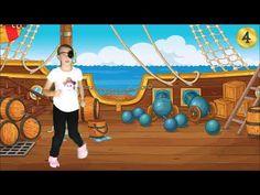 Dodge It! (Pirate Ship, Superheroes & Bugs) Pirate Activities, Pe Activities, Pirate Games, Educational Activities For Kids, Activity Games, Kindergarten Activities, Pirate Kids, Pirate Day, Pirate Theme