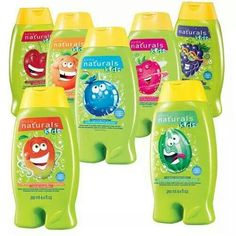 Naturals kids body wash amp bubble bath in wacky watermelon make bath