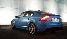 Volvo S60 Polestar Concept Hits the Net With 508 Horses