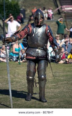 Medieval Festival At Tunbridge Castle In 2009 Stock Photo, Picture And Royalty Free Image. Pic. 25978340