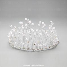 couronne de perles