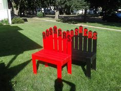Husker chairs