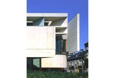 MÉDIATHÈQUE MITTERRAND | Emmanuelle et Laurent Beaudouin - Architectes