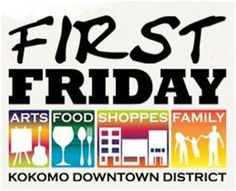 Dont forget to come see me - only a hour left! Im part of Kokomo First Friday at Legacy Boutique, 124 W Walnut Street Kokomo!