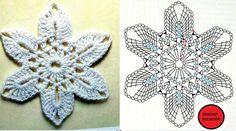 Varios Patrones de tejido crochet