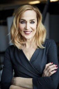 Jerry Hall has chopped her hair off! WOW! Check out over 60 mid-length styles here! hair, hairstyles, celebrity hair, celebrity hairstyles, long hair