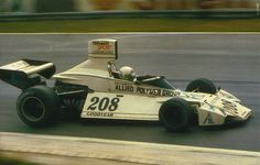 Lella Lombardi (Allied Polymer Group) Brabham BT42 - Ford