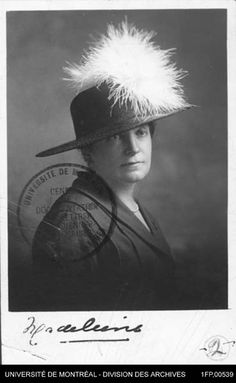 9f15609eddb Anne-Marie Huguenin (Madeleine) - l Encyclopédie Canadienne