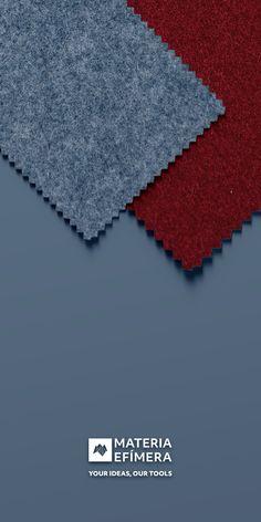 Combinación de moqueta ferial color burdeos con azul jaspe para stands, ferias, congresos y eventos. #Your
