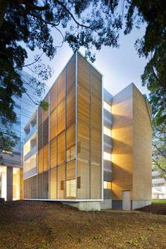Architecutus, University of New South Wales Student Housing, 2010, simply beautiful, clean, and peaceful, I love this.