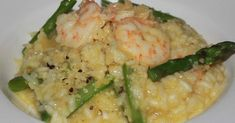 Recipe Prawn and Asparagus Risotto by Mariko, learn to make this recipe easily in your kitchen machine and discover other Thermomix recipes in Pasta & rice dishes. Rice Dishes, Food Dishes, Risotto, Asparagus Spears, Kitchen Machine, 5 Recipe, Dessert For Dinner, Prawn, Seafood