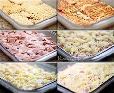 PANELATERAPIA - Blog de Culinária, Gastronomia e Receitas: Lasanha de Macarrão Instantâneo