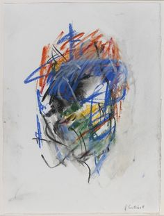 ART | joan mitchell (1925-1992) | untitled | pastel on paper | circa 1980-90 | photo credit cheim & read | new york, NY