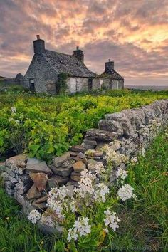 Scotland & Iteland ~ where my ancestors are from. Id love to visit. No wonder those accents are so mesmerizing!