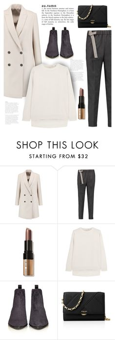"""""""21.09.16"""" by bliznec ❤ liked on Polyvore featuring Brunello Cucinelli, Bobbi Brown Cosmetics, Acne Studios, Michael Kors, Fall, polyvoreeditorial and polyvorefashion"""
