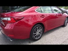 2016 Lexus ES 350 Jacksonville St Augustine Ponte Vedra Palm Valley Fernandina Beach FL PJ1033