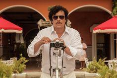 Benicio Del Toro in Escobar: Paradise Lost