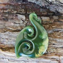 Koru Pendants | Jade Treasures