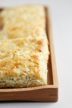 Buttermilk Feta Biscuits...be still my Greek food loving heart!