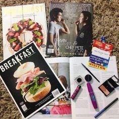 #TristineReads #books #bookworm #bibliophile #bookporn #breakfast #breakfastmag #breakfastph #maybellineph