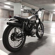 Honda xl 125 1976