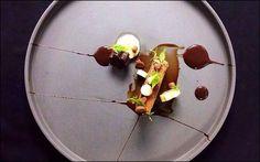 Chef Yann Bernard Lejard L'art de dresser et présenter une assiette comme un…