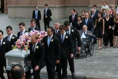 Barbara Bush Is Remembered at Her Funeral for Her Wit and Tough Love