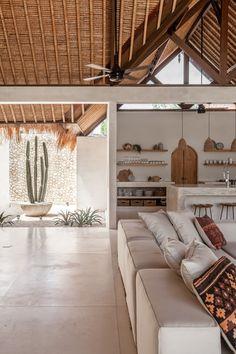 Home Design, Home Interior Design, Interior Architecture, Tropical Architecture, Interior Design Inspiration, Home Decor Inspiration, Inmobiliaria Ideas, Bali House, Style Deco