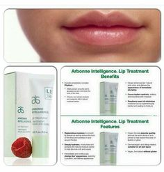 My lipstick applies so much smother now. nataliedahl.arbonne.com