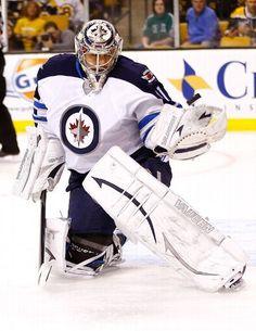 Ondrej Pavelec 20130121 Winnipeg Jets Hockey 110025ddf