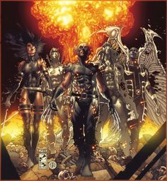 Fear Itself: Uncanny X-Force #01