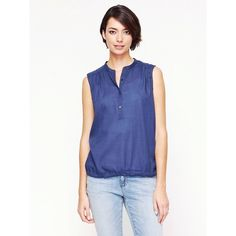 Eileen Fisher Tops - NWT -- Eileen Fisher organic cotton blouse