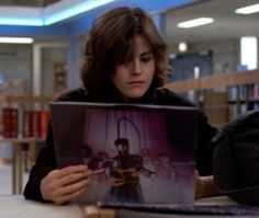 Still from the Breakfast Club. Prince album is in the film. Judd Nelson, Roger Nelson, Series Movies, Movies And Tv Shows, 1980s Films, Brat Pack, Prince Rogers Nelson, Tears Of Joy, The Breakfast Club
