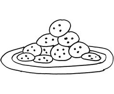 35 Baking Cookies Coloring Pages Ideas Coloring Pages Coloring Pages For Kids Online Coloring