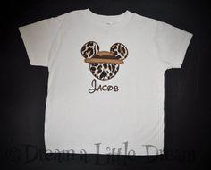 animal kingdom mickey shirt