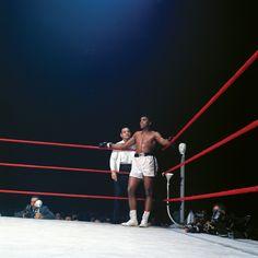 Ali and Angelo Dundee, In Corner | Neil Leifer