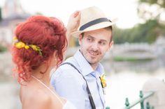 Jani & Marek & jejich retro svatba » barulaphoto.com Portrait, Our Wedding, Captain Hat, Photos, Retro, Fashion, Weddings, Photography, Pictures